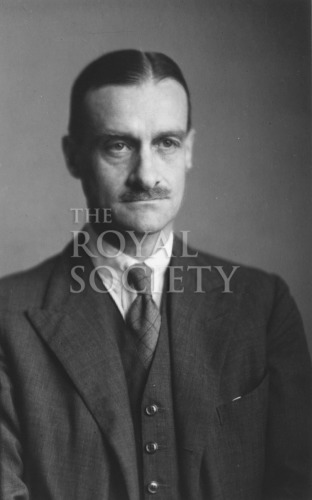 Portrait Of Ralph Alger Bagnold Royal Society Picture